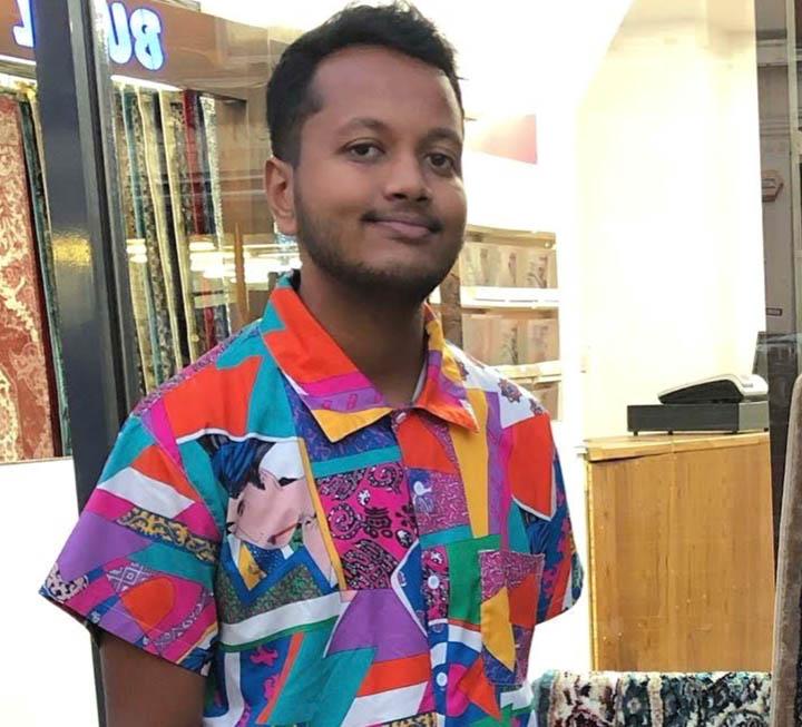 Saurabh Shivakumar